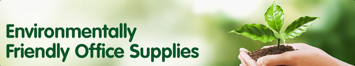 Environmentally Friendly Office Supplies
